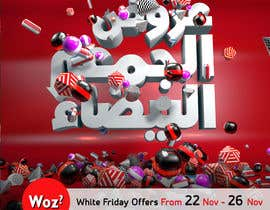 #74 for White Friday Poster af MhmdAbdoh