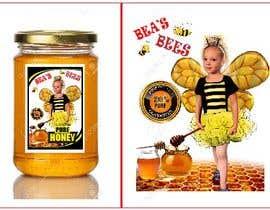 Nro 21 kilpailuun Design a Label for a Jar of Honey - Today! -- 2 käyttäjältä jenny34770