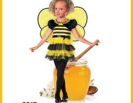 Nro 22 kilpailuun Design a Label for a Jar of Honey - Today! -- 2 käyttäjältä Negredo