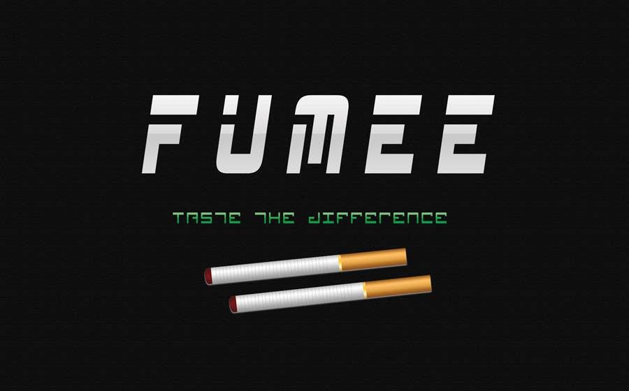 Bài tham dự cuộc thi #                                        390                                      cho                                         Logo Design for Fumée