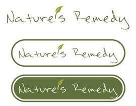 #172 untuk Natures Remedy Logo oleh serhiyzemskov