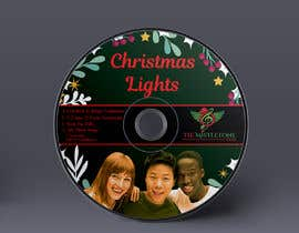 #52 for FAST turnaround - Christmas Jazz CD design using attached templates, PROVIDE editable graphic (replace photo later) by eybratka