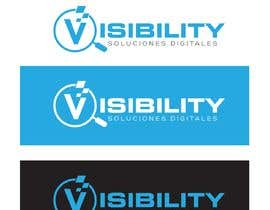 #55 for Diseñar logotipo VISIBILITY by davincho1974
