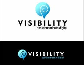 #53 for Diseñar logotipo VISIBILITY by ionstoiculescu