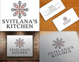#98 for Svitlana's Kitchen Logo by YoshanBisanka