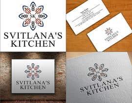 #112 for Svitlana's Kitchen Logo by YoshanBisanka