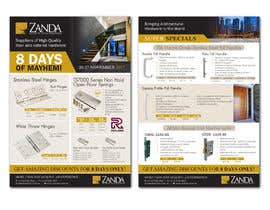 #7 for Graphic design of a 2 page flyer (ZD 8 day specials) by Elly21
