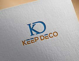 "#338 for I need a Logo designed under the name of ""KEEP DECO"" by MSHdesign01"