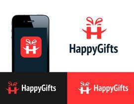 lpfacun tarafından Design a Logo for HappyGifts için no 46