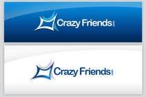 Bài tham dự #141 về Graphic Design cho cuộc thi Logo Design for www.crazyfriends.com