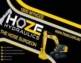 #21 untuk Trailer wrap design for Hoze Hydraulics - Design project oleh TheFaisal