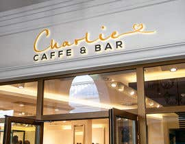 #130 for Charlie Bar&Caffe by mpmony50