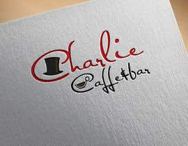 #37 for Charlie Bar&Caffe by skybluedesign