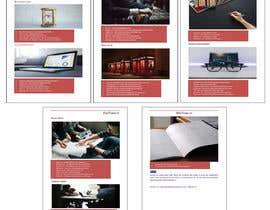 nº 21 pour Design a good-looking, well-designed 3-5 page PDF par mnagm001