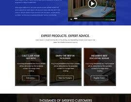 #19 for Homepage UI and Design for a new website by webidea12