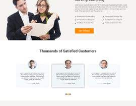 #22 for Homepage UI and Design for a new website by webmastersud