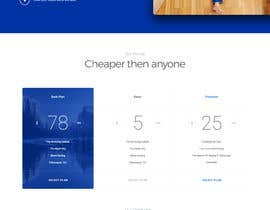 #40 for Homepage UI and Design for a new website by sayedraju