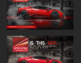 #19 for Best Detailer Advert af Neverseendesign