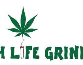 #10 untuk Logo for High Life Grinders oleh jasastojimirovic