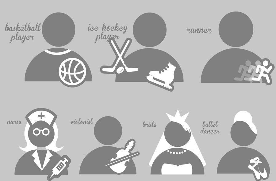 Bài tham dự cuộc thi #                                        8                                      cho                                         Design some Icons for a board game