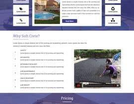 #28 cho Design a website for Nü-step Resurfacing Inc. bởi ravinderss2014