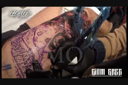 Image of                             Editing Time Lapse Project Tatto...