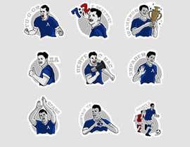 kaloyanart1914 tarafından My Levski, My Vibe- Sticker Pack için no 27