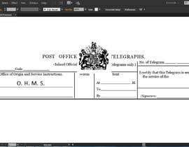#1 para re-create document without handwritten text. por ixanhermogino