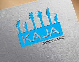 #92 for rock band logo by naimulislamart