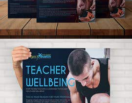 #31 for Flyer for schools fitness training by usamawajeeh123