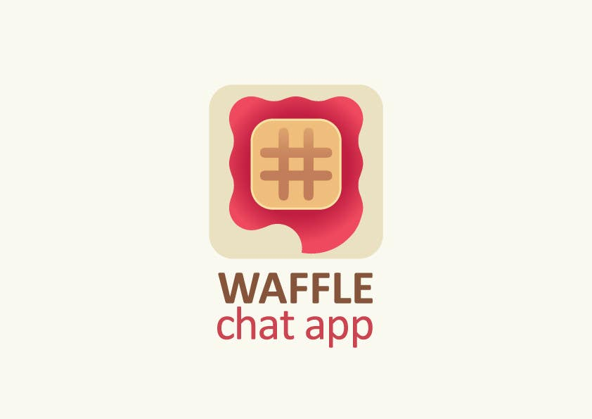Contest Entry #                                        892                                      for                                         Waffle App Logo