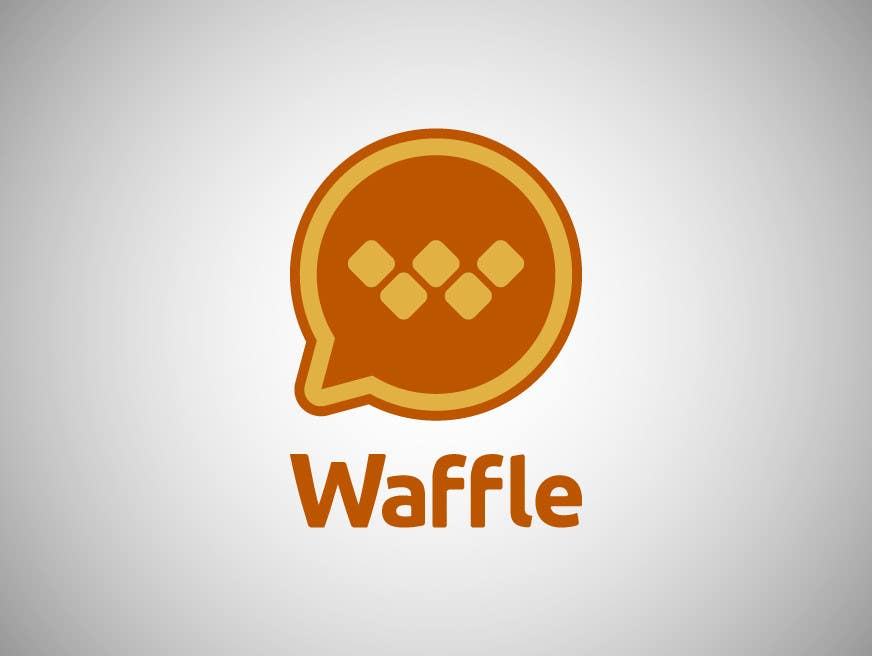 Contest Entry #                                        762                                      for                                         Waffle App Logo