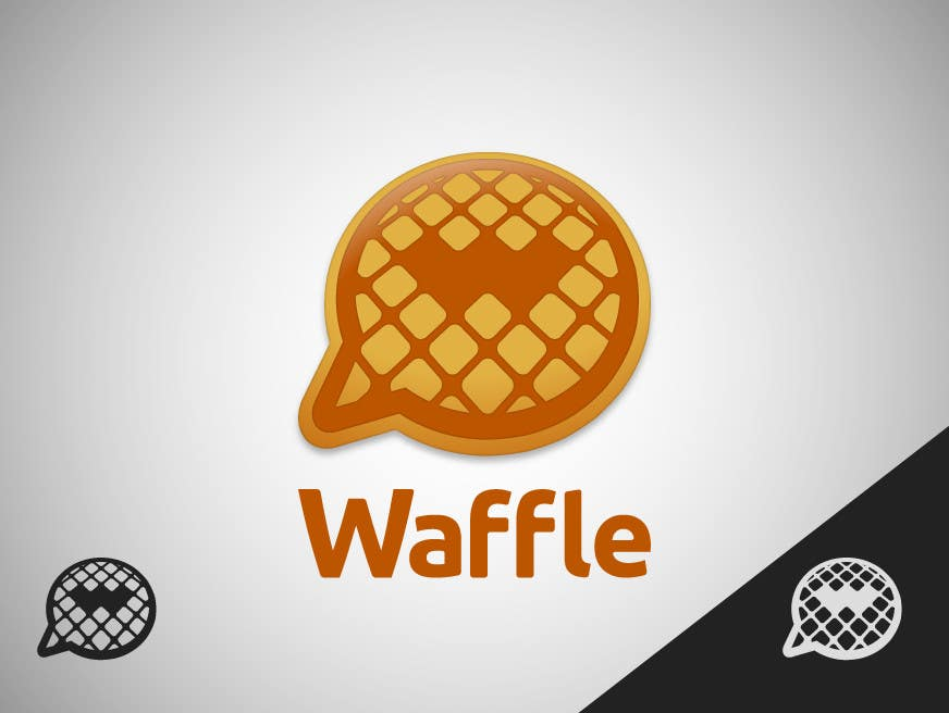 Contest Entry #                                        812                                      for                                         Waffle App Logo
