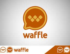 #853 for Waffle App Logo by kael000