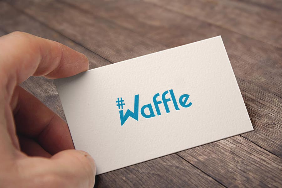 Contest Entry #                                        582                                      for                                         Waffle App Logo