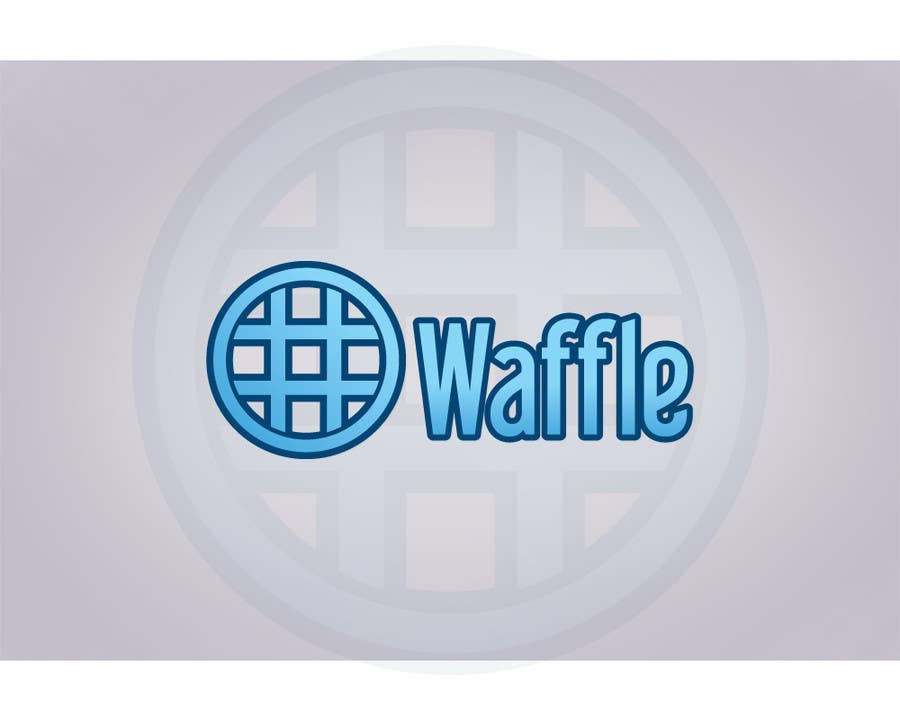 Contest Entry #                                        804                                      for                                         Waffle App Logo