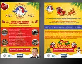 kats2491 tarafından DESIGN FLYER FOR CHILDRENS CHRISTMAS TOY GIVEAWAY için no 31