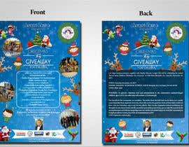 vaishaknair tarafından DESIGN FLYER FOR CHILDRENS CHRISTMAS TOY GIVEAWAY için no 29