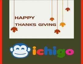 #5 untuk add a quick 'Thanksgiving' theme to our logo oleh poulamifreelance