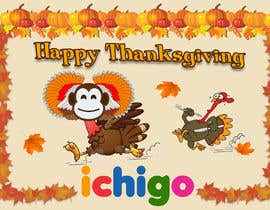 #19 untuk add a quick 'Thanksgiving' theme to our logo oleh stivooo