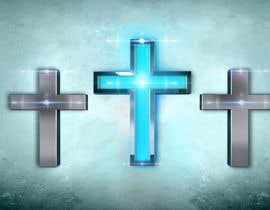 #47 for Christian Cross Banner af naderabdoali