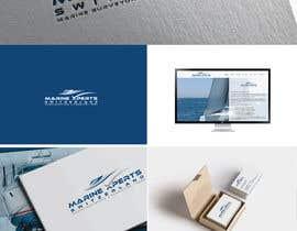 #803 para Design new company name with logo por LeanaDesign