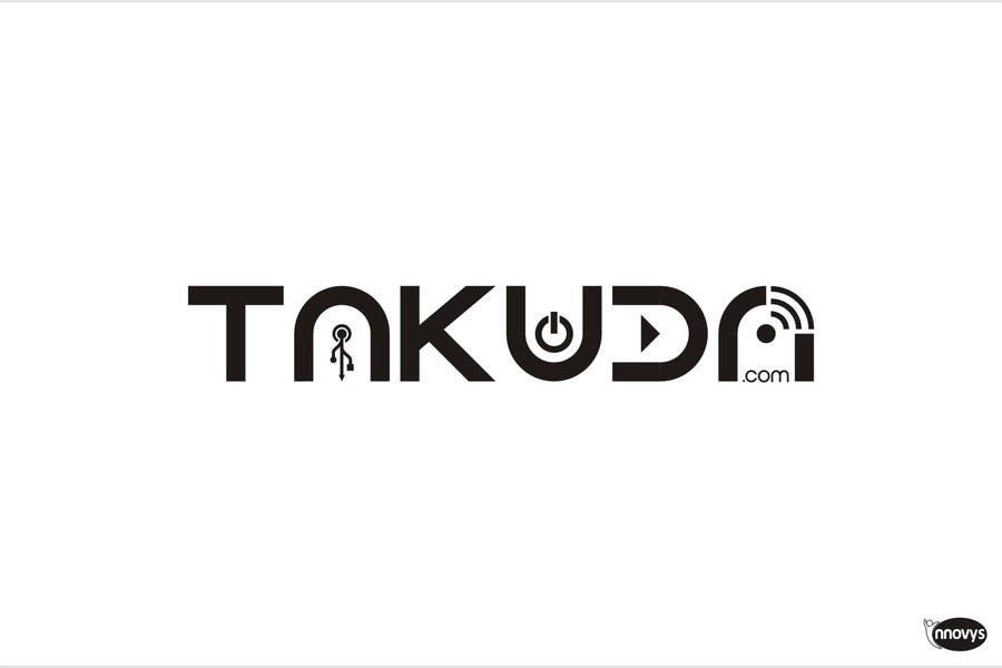 Bài tham dự cuộc thi #940 cho Logo Design for Takuda.com