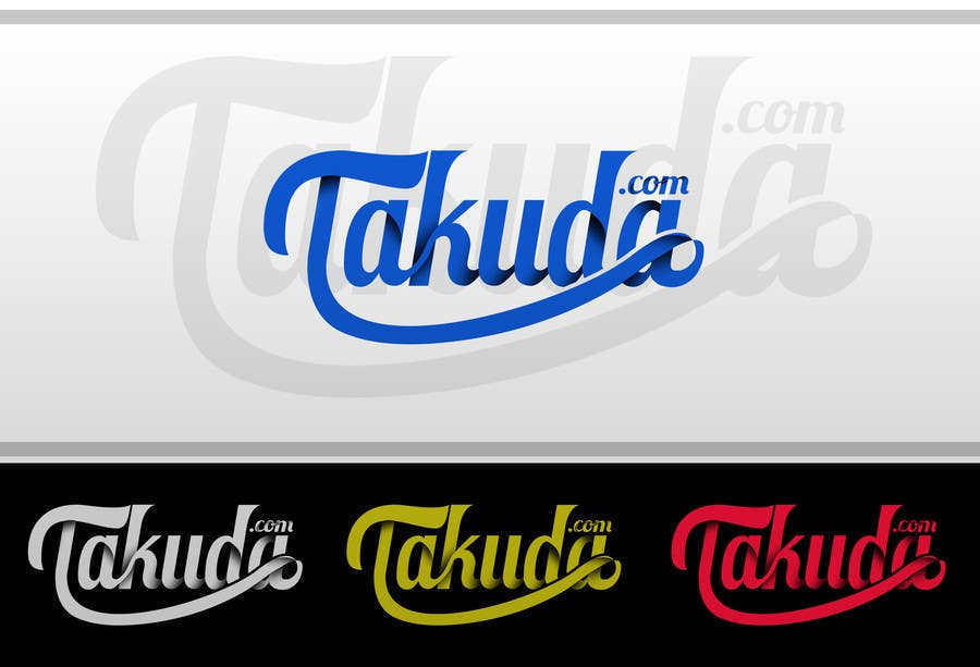 #733 for Logo Design for Takuda.com by iinspiration