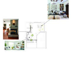 #6 for Extension room layout / interior by aidad
