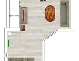 #21 for Extension room layout / interior by nowreenislam
