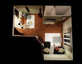 #26 for Extension room layout / interior by DesignArh