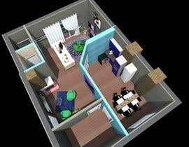 #25 for Extension room layout / interior by TMKennedy
