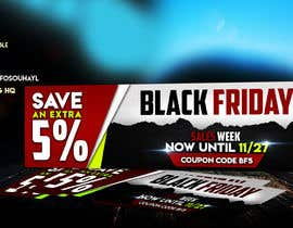 #5 for Black Friday header needed for website by infosouhayl