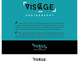 "ARTworker00 tarafından A logo/brand identity for: ""Visage"" .  Professional photographer capturing life in the moment. için no 43"